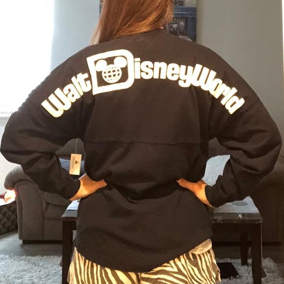 9084cff1f8d Disney Tops | Walt World Spirit Sweatshirt | Poshmark